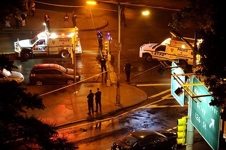 Cop on Cop Shooting