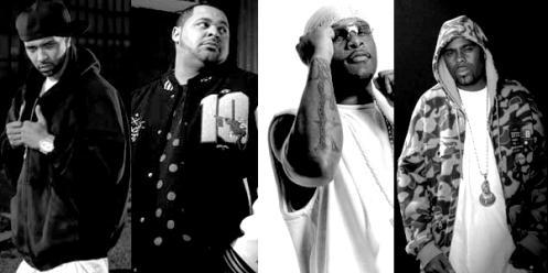 SLAUGHTERHOUSE: Joe Budden, Joell Ortiz, Royce Da 5'9, Crooked I