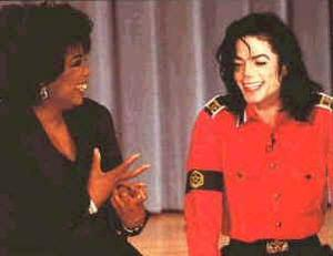 Michael Jackson on Oprah in 1993
